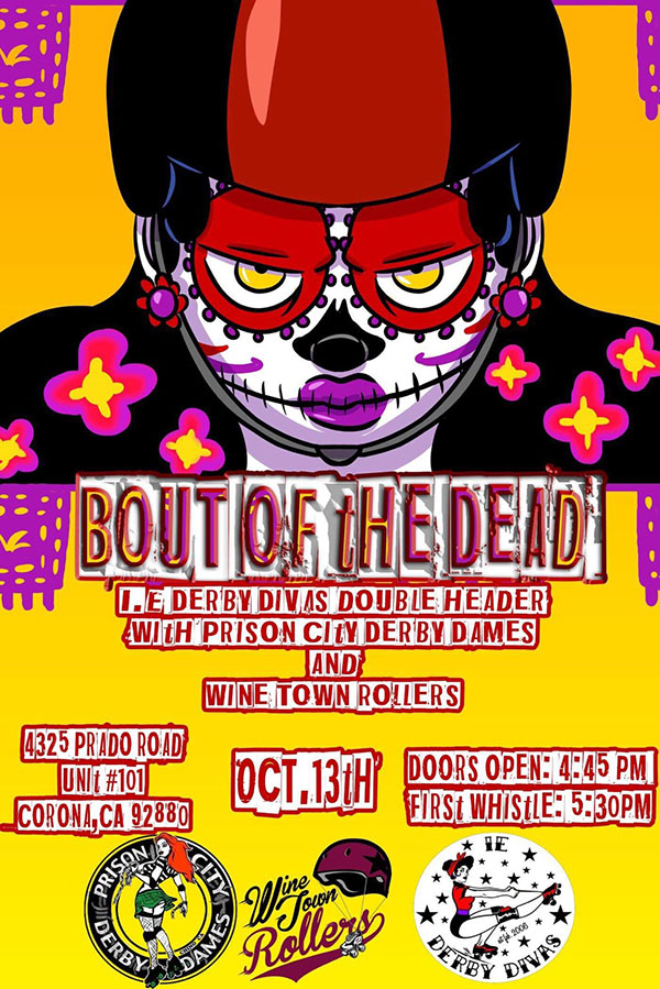 October 13, 2018 - Bout of the Dead Double Header